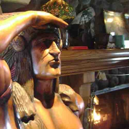 chief closeup
