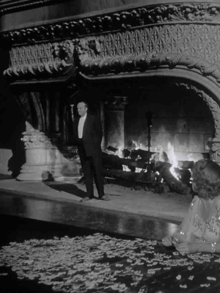 Citizen Kane Fireplace