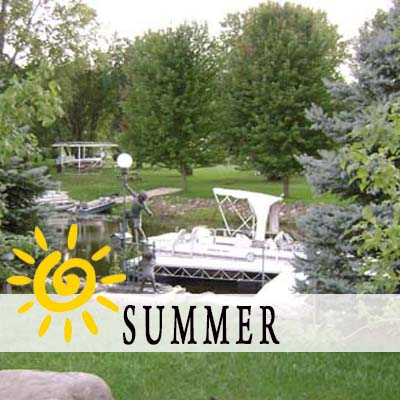 Wisconsin House Rental Summer